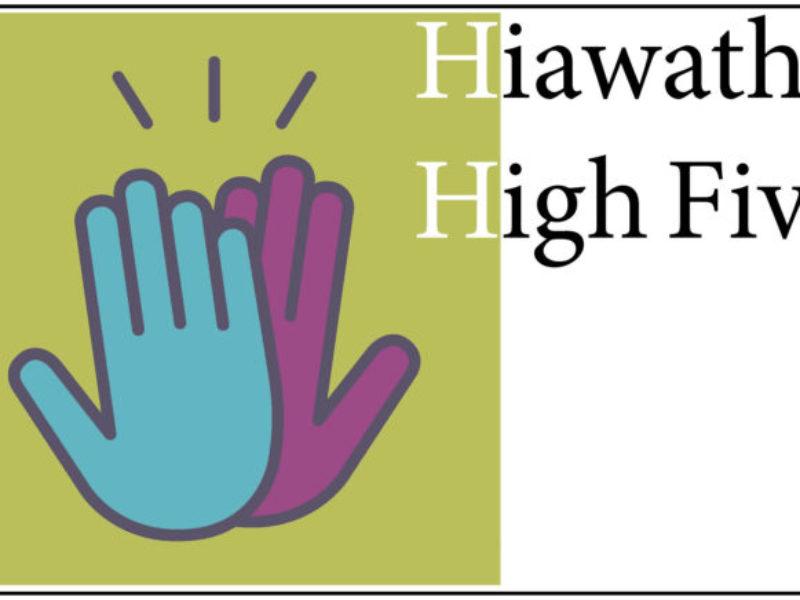 Lake Hiawatha Herald bi-weekly feature!