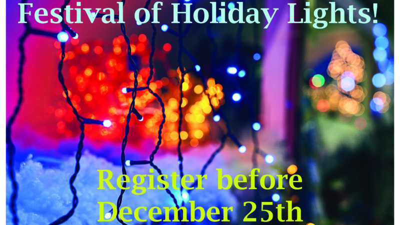 Festival of Holiday Lights